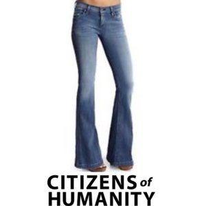 "CoH Citizen of Humanity blue jeans Sz 29 ""Naomi"""